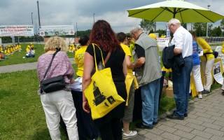 12國法輪功學員籲歐議會調查中共活摘器官