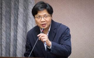 内政部长叶俊荣13日表示,民众组织团体是结社自由,但只要有违法行为,权责机关均会依法追究。(陈柏州/大纪元)