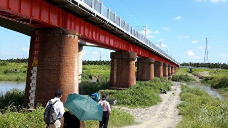 屏東縣有9項文化資產通過審議。圖為潮州舊鐵橋。(屏東縣文化處/提供)