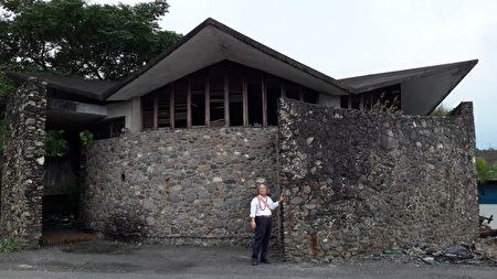 屏東縣有9項文化資產通過審議,新埤玉環善牧天主堂。(屏東縣文化處/提供)