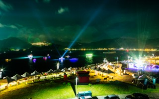 北台湾渥托邦-海洋狂想 体验美丽海港山城热情