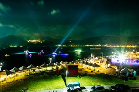 """北台湾海科馆潮境公园,7月2日起为期2天的""""Aquatopia渥托邦-海洋狂想""""活动。(海科馆提供)"""