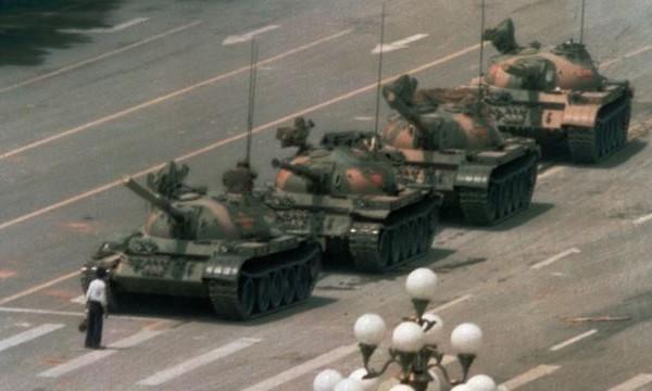 """美国学者披露""""六四坦克人""""相关敏感信息"""
