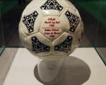 20世紀足球。(吳璉宥/大紀元)