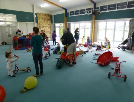 学龄前儿童趣味室内游乐场