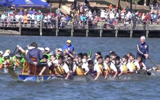 昆士兰客家会端午龙舟赛展现多元文化