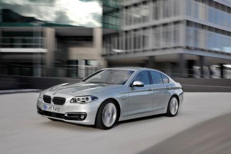BMW 5系房车。(BMW图片)