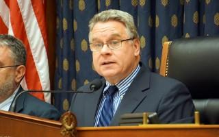 美议员吁川普政府制裁侵犯人权的中共官员