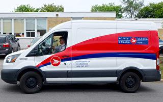 两周后五万加国邮递员或停工