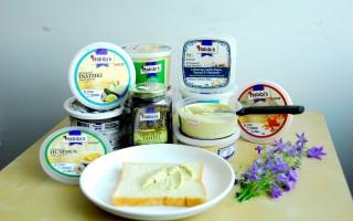 Habibi's Mediterranean Foods的產品號稱是溫哥華零售店裡最接近黎巴嫩傳統的風味。(靈犀/大紀元)