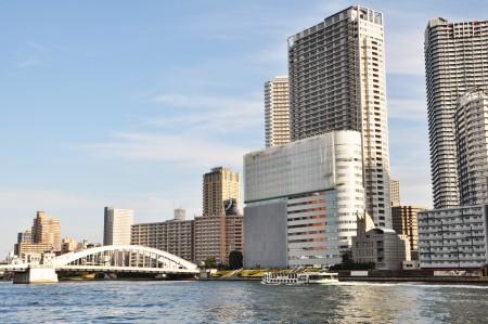 日本首都圈二手公寓大廈租金已經連續8月下滑。(盧勇/大紀元)
