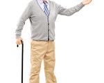 脚麻的症状困扰著许多长辈。(Fotolia)