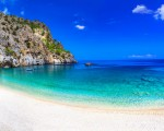 希腊最美丽的海滩 - Achata,卡尔帕索斯岛(fotolia)