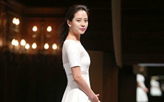 韓國女星宋智孝活動照。(Starnews/AFP/Getty Images)