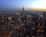 曼哈顿夜景( STAN HONDA/AFP/Getty Images)