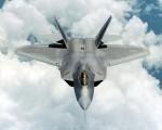 美国2009年停产F-22猛禽战斗机,现在面对来自俄罗斯及中国大陆的空中威胁,将评估重新生产的必要性及成本。(Lockheed Martin via Getty Images)