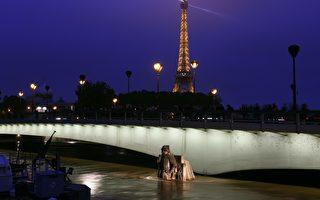 遭遇百年大水 法国人惊魂未定