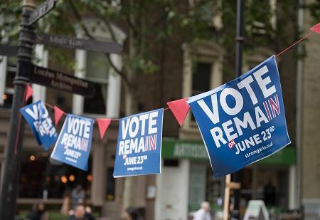 史上第一个退出欧盟 英国让全球大震荡