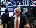 歐美股市在跌深之後,從週二開始出現反彈。(Spencer Platt/Getty Images)