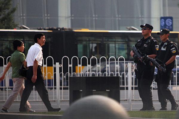 """习喊""""动真刀真枪"""" 安徽公安局长应声落马"""