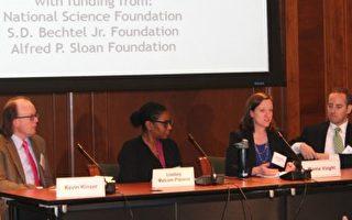 美国家科学院新书简报会讨论STEM教育挑战