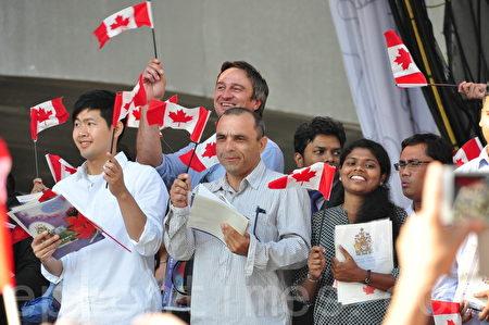加拿大有优良的环境、公平的政治生态、生活安定……无疑是移民的好地方。(大纪元资料图片)