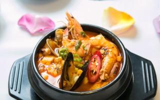 Mr.soon TOFU喜庆周年  午餐点冷面享特价烤肉