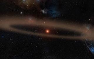 天文學家發現最年輕系外行星