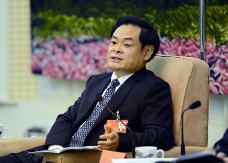 6月29日,青海、江西两省省委书记被撤换时,消息称,山西省委书记王儒林也将被调任人大闲职。(大纪元数据库)
