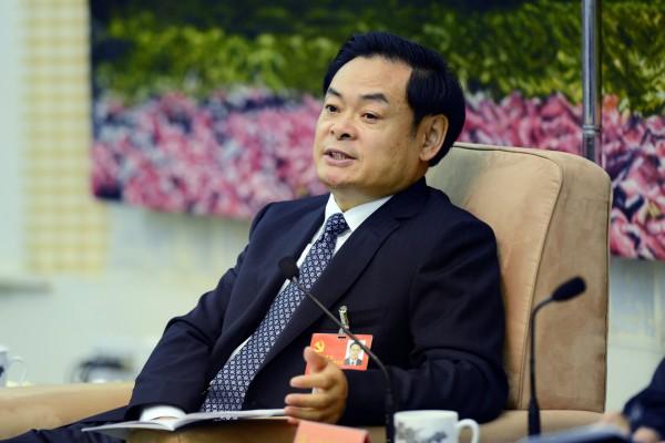 传山西省委书记将换人 王儒林调任闲职