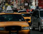 事故发生在车流密集的曼哈顿。 (Chris Hondros/Getty Images)
