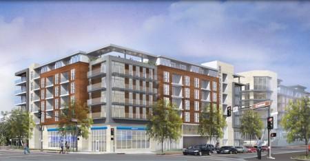 201Lexington出租型公寓地处Glendale枢纽地段。(大纪元)