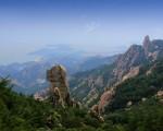 有著很多道家傳說的嶗山山景(網路圖片)