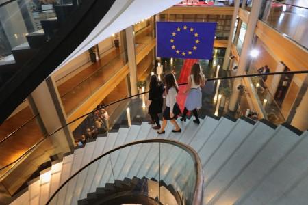 英国选民决定脱欧,对全球政经造成震荡,对欧盟的影响尤为强烈。(Getty Images)