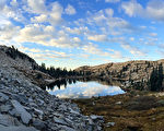 赛拉雪山积雪几融尽 加州旱情或持续