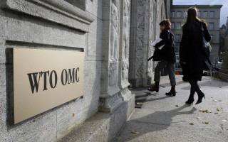 川普:若WTO不进行整顿 美国将退出