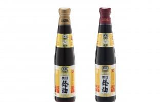 春兰膏(黄)、春兰清(红)。(三鹰食品提供)