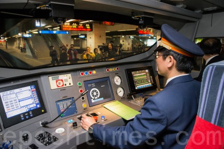 勞工新制上路,台鐵司機員要求台鐵8月進行減班,每日減200班,擬在9月依法休假。(陳柏州/大紀元)