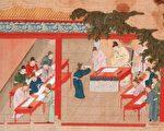 明代繪畫中所描繪的殿試(公有領域)