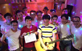 卢广仲新歌首创直播MV 提醒重视手机外世界