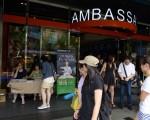 《活摘》周末在台北国宾戏院长春影城举行中文版全球首映。(台湾国际器官移植关怀协会提供)