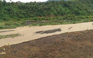 雨勢不斷  台來義鄉發布紅色土石流警戒