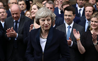 英首相擬早日赴美 川普期待親密友誼