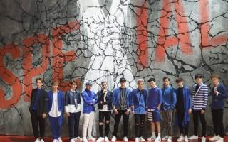 """台湾男子团体""""SpeXial""""加入2名生力军,从10人变12人,将发行新专辑。团员们笑说,""""现在我们刚好有一打人了""""。 (华纳提供)"""