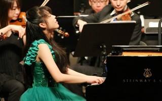 德国际钢琴大赛 台15岁才女夺少年组金奖