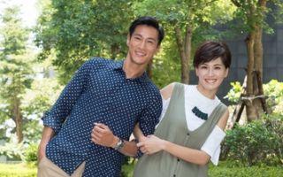 锺承翰、曾沛慈首次合作新剧《在一起,就好》,一起出席媒体见面会。(联意制作提供)