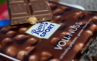 巧克力颜色越黑越好。(Patrick Seeger/AFP/Getty Images)