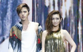 羅志祥台北站最終場(31日)請到Selina擔任表演嘉賓。(EMI提供)