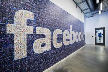 脸书第二季财报透露,可能欠税数十亿美元。(JONATHAN NACKSTRAND/AFP/Getty Images)