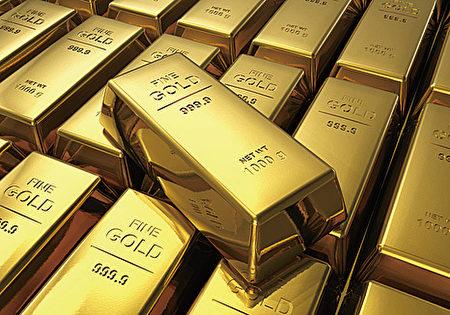 美銀美林預測,金價未來將上看1,500美元,而銀價則會飆升至30美元。(Fotolia)